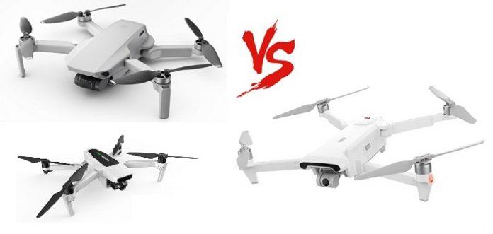 Zino 2 Vs Fimi X8se Vs Mavic Mini Best Drone Under 500 2020 First Quadcopter