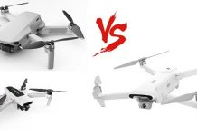 Zino 2 vs FiMI X8SE vs Mavic Mini