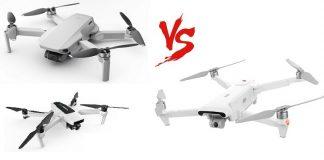 Zino 2 vs FiMI X8SE vs Mavic Mini