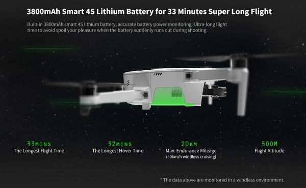Zino 2 battery