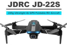JDRC JD-22S quadcopter