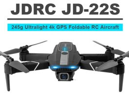 JDRC JD-22S quadcopter