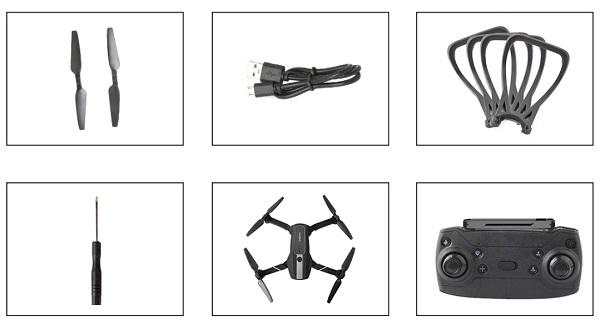 JDRC JD-22S accessories