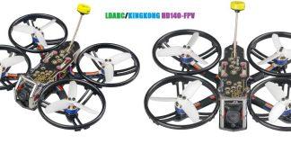 LDARC HD140 FPV drone