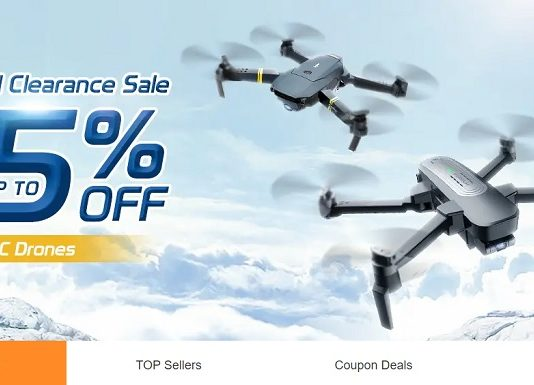 First drone deals for 2020