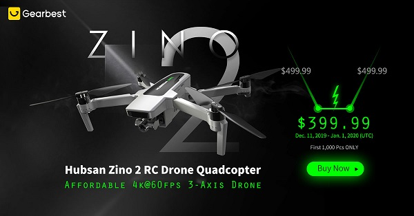Best price for Zino 2