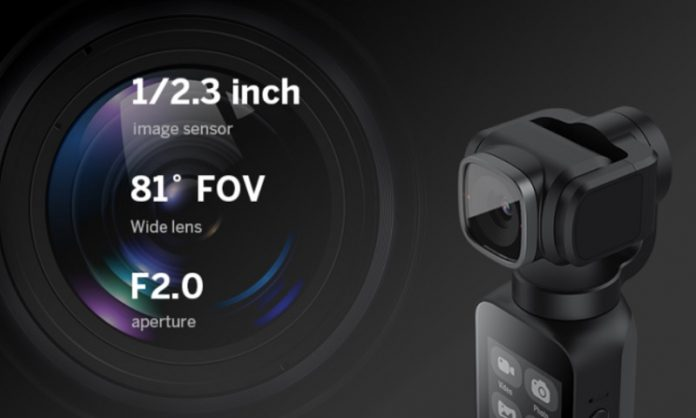 Vmate Snoppa 4K gimbal camera