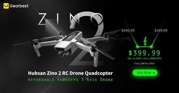 best price for zino 2