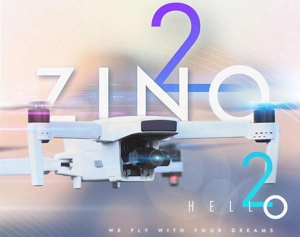 Zino 2 Hello 2020 banner