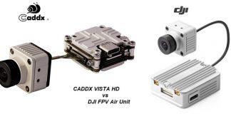 CADDX VISTA HD vs DJI FPV Air Unit: BEST Digital FPV system