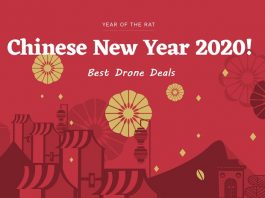 Chinese New Year Drone Deals