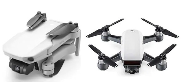 DJI Spark vs Mavic Mini