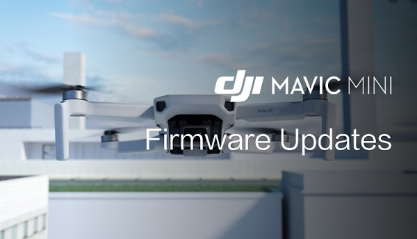 Mavic Mini firmware upgrade