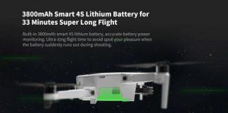Hubsan Zino 2 spare battery