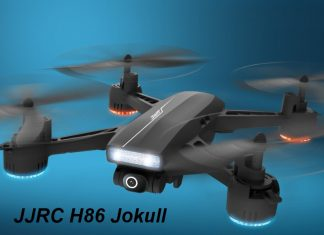 Photo of JJRC H86