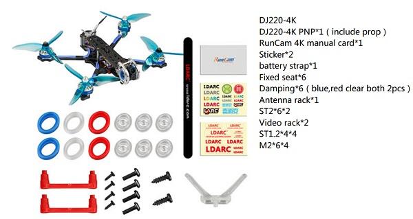 LDARC DJ220 4K