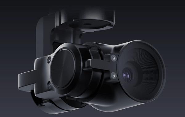 Характеристики камеры PowerEgg X