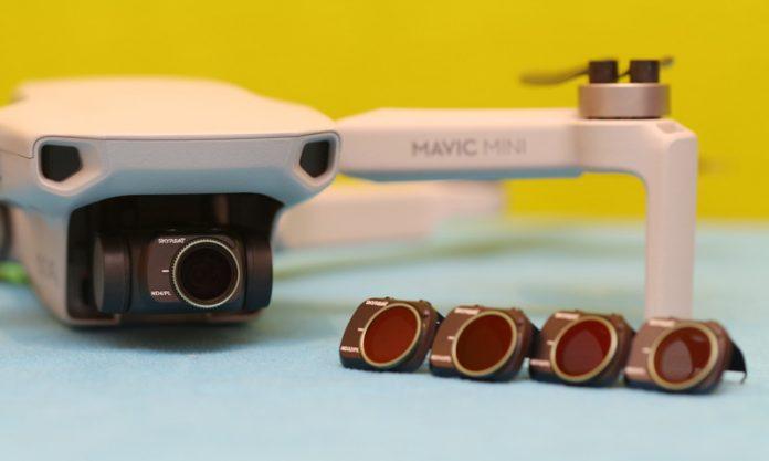Skyreat DJI Mavic Mini ND filters review