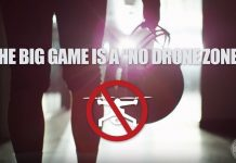 Super Bowl LIV 2020 is a No Drone Zone!
