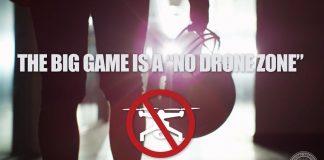 Super Bowl LIV 2020 is a No Drone Zone!