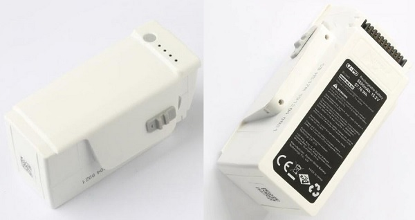 photo of Zino 2 battery
