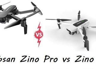 Zino 2 vs Zino Pro