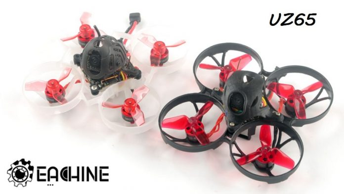 Eachine UZ65 brushless Whoop