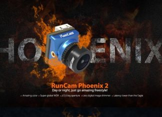 RunCam Phoenix 2 FPV camera
