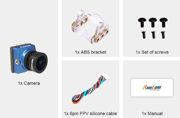 RunCam Phoenix 2 accessories