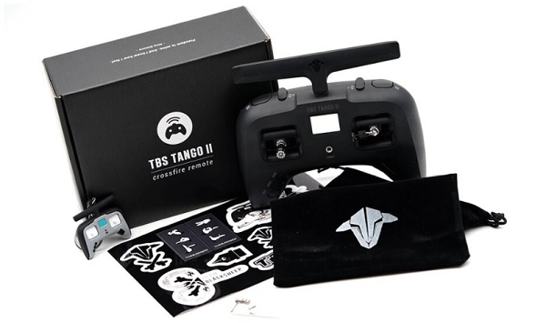 TBS Tango 2 box content