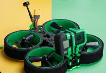 "iFlight Green Hornet 3"" CineWhoop"
