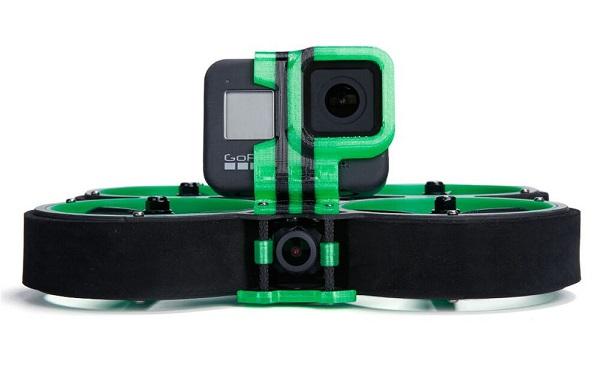 Front view of iFlight Green Hornet