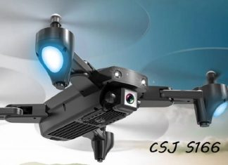 photo of CSJ S166 drone