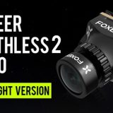 Foxeer Nano Toothless 2 FPV camera