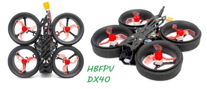 HBFPV DX40 FPV