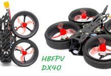 HBFPV DX40