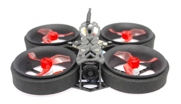 HBFPV DX40 main parts