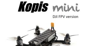Holybro Kopis Mini DJI version