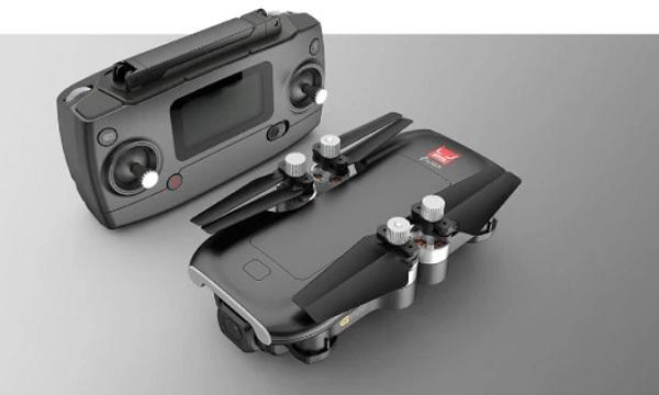 MJX Bugs B7 drone design