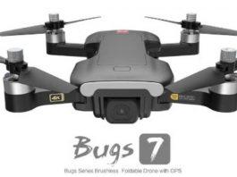 MJX Bugs B7 drone