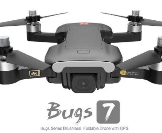 MJX Bugs B7 GPS 4K drone