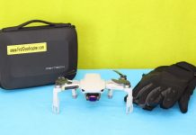 PGYTECH Mavic Mini accessories drone review