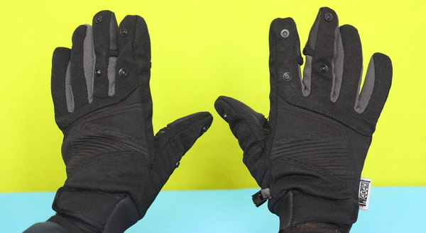 PGYTECH Mavic Mini drone gloves review