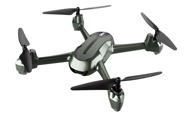 Design of SMRC S16 drone