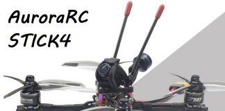 Photo of AuroraRC STICK4 drone