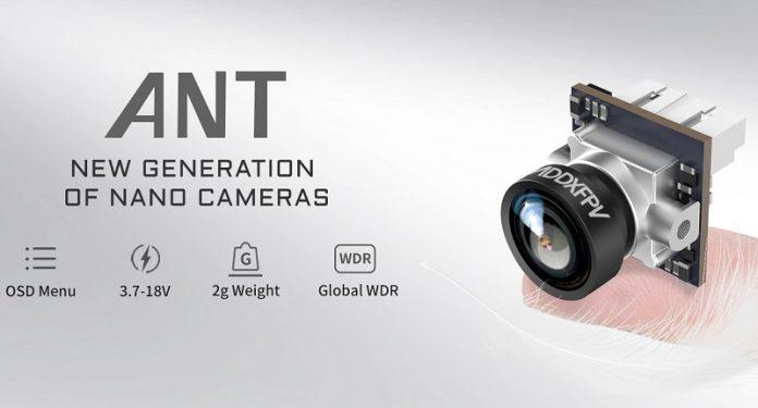 Caddx ANT camera
