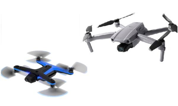 Mavic Air 2 vs Skydio 2