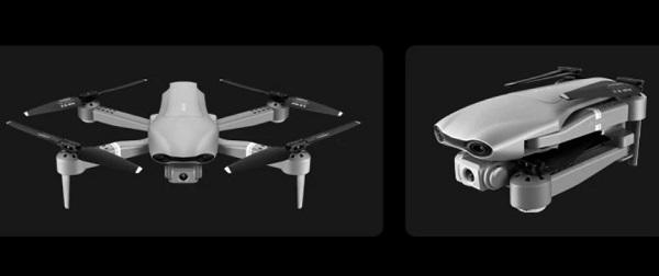 F3 Pigeon Pro design like Mavic Air 2