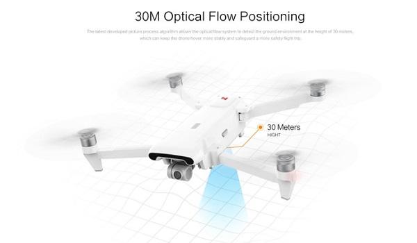 FIMI X8SE 2020 Optical Flow sensor