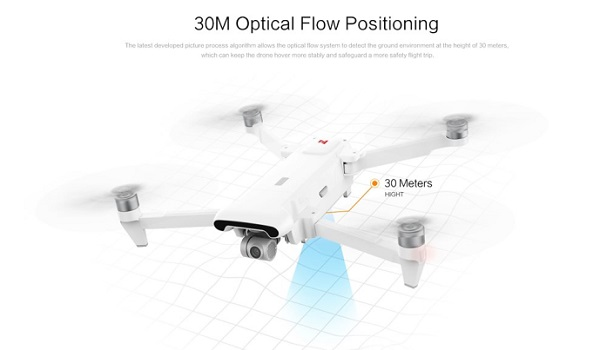 Optical Flow Positioning